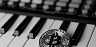 Bitcoin na indústria da música