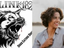 blink-182 e Lucas Mamede