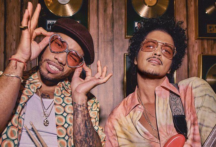 A banda de Bruno Mars e Anderson .Paak, Silk Sonic, está confirmada entre as atrações do Grammy