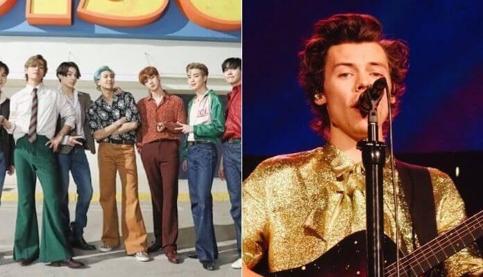 BTS e Harry Styles estão entre shows do Grammy 2021