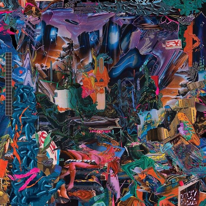 Capa de Cavalcade, novo álbum do black midi