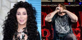 Cher e Cannibal Corpse