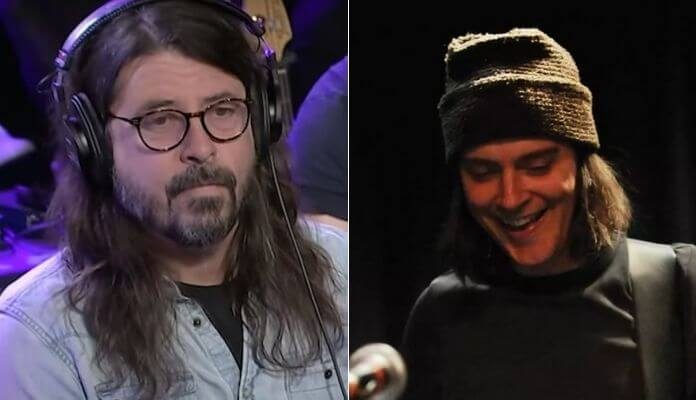 Dave Grohl e Happy Chichester