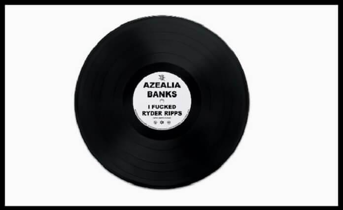 Azealia Banks lança disco de vinil com áudio de sexo