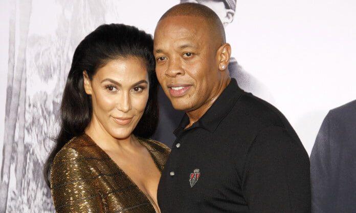 Dr. Dre e Nicole Young