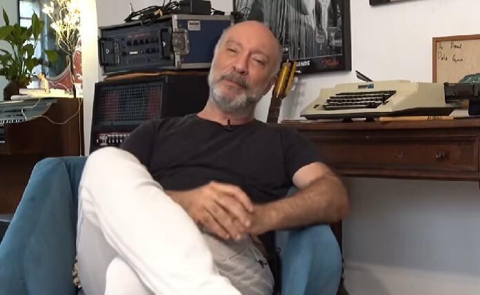 Edgard Scandurra cita em vídeo os cinco guitarristas que mais influenciaram sua carreira