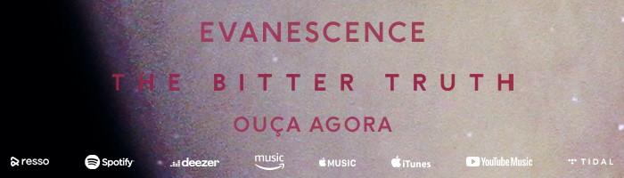 ¡Escucha el nuevo disco de Evanescence!