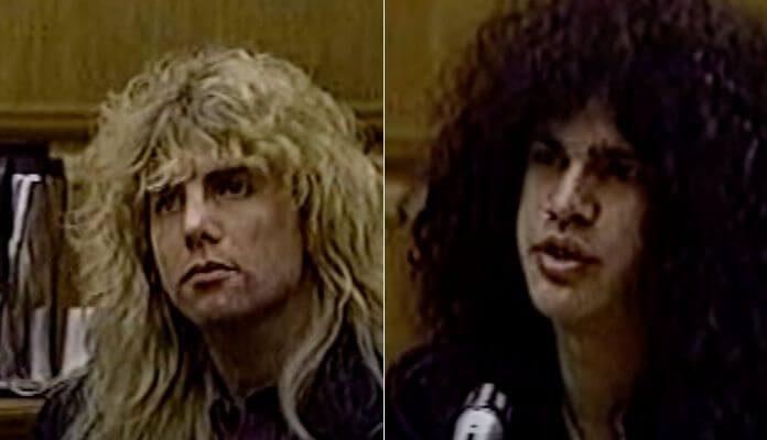 Guns N' Roses no tribunal