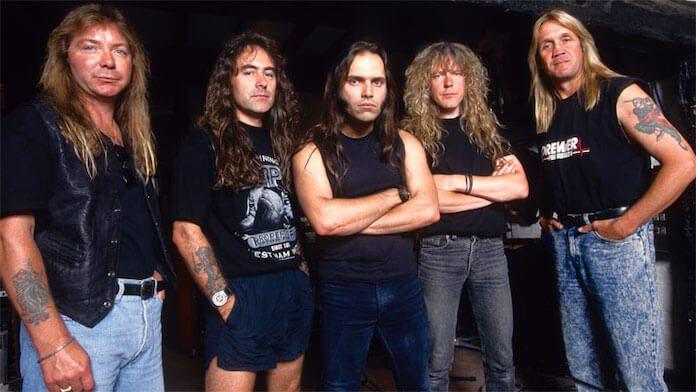Iron Maiden com Blaze Bayley
