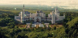 """O Palácio de Zamunda de """"Um Príncipe em Nova York 2"""" é a mansão de Rick Ross"""
