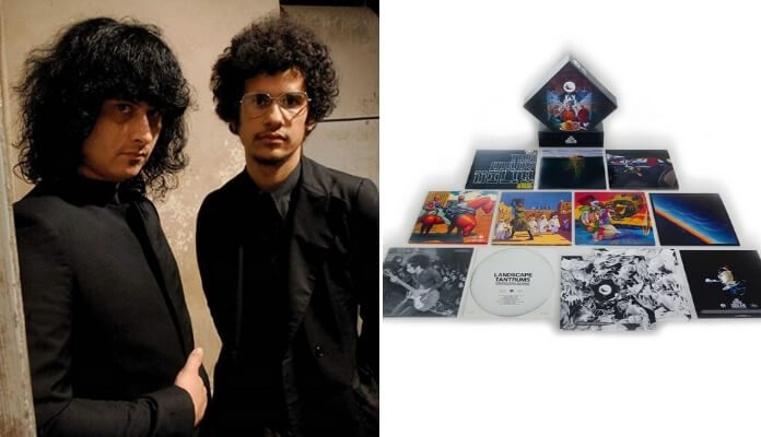 Caixa de discos do The Mars Volta