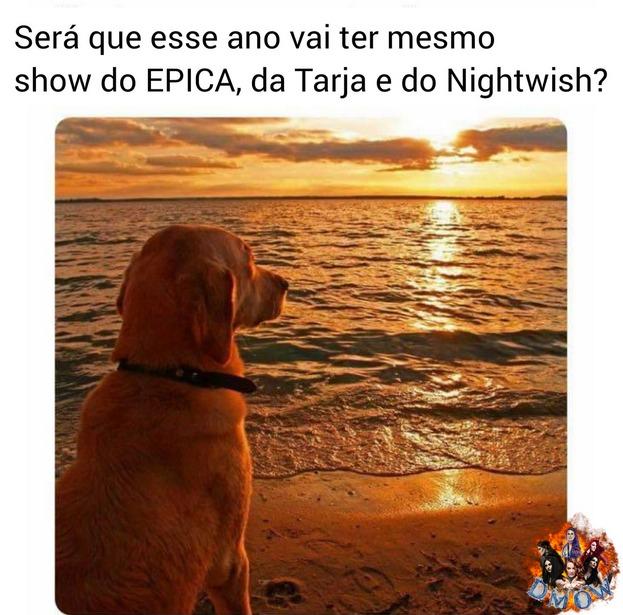 Meme o Epica, Nighwish e Tarja