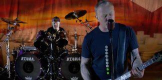 Metallica no programa de Stephen Colbert