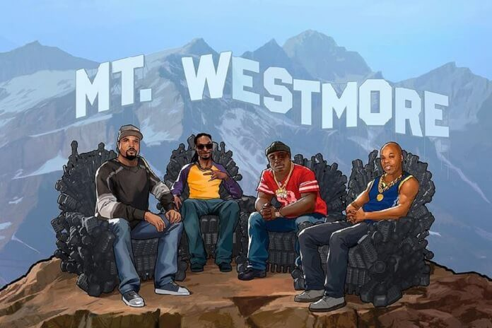 Mt. Westmore é o novo supergrupo de Rap formado por Snoop Dogg, Ice Cube, Too Short e E-40