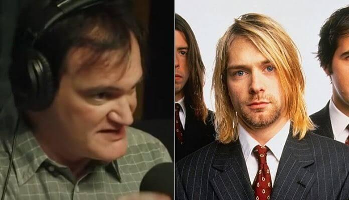 Quentin Tarantino e Nirvana