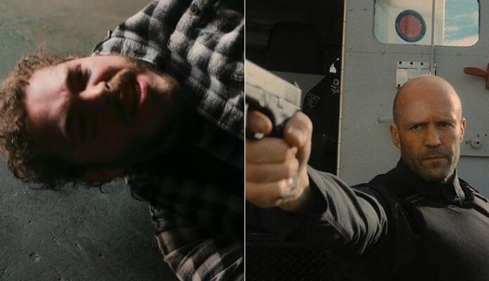 Post Malone e Jason Statham
