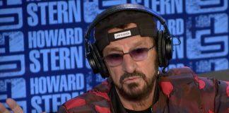 Ringo Starr no programa de Howard Stern
