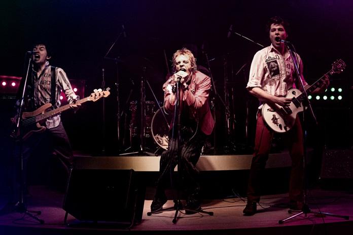 Imagem da série de Danny Boyles sobre o Sex Pistols