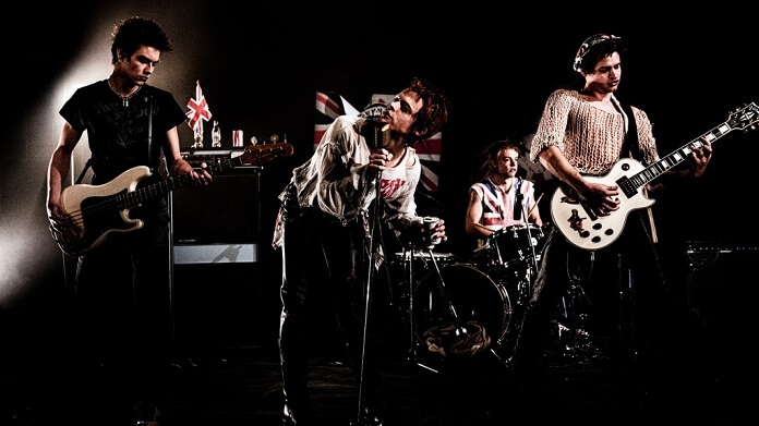 Imagens da série de Danny Boyles sobre o Sex Pistols