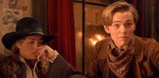 Sharon Stone e Leonardo DiCaprio