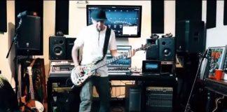 Shavo Odadjian do System Of A Down faz cover de Stone Temple Pilots