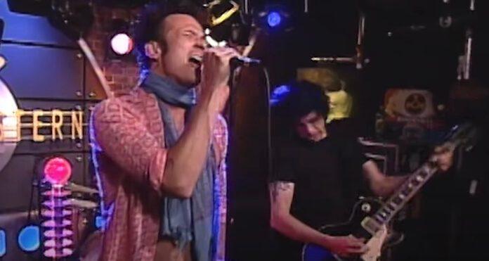 Stone Temple Pilots tocando
