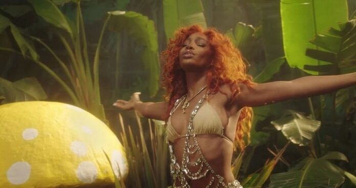 SZA lança clipe para o single