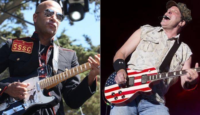 Tom Morello e Ted Nugent