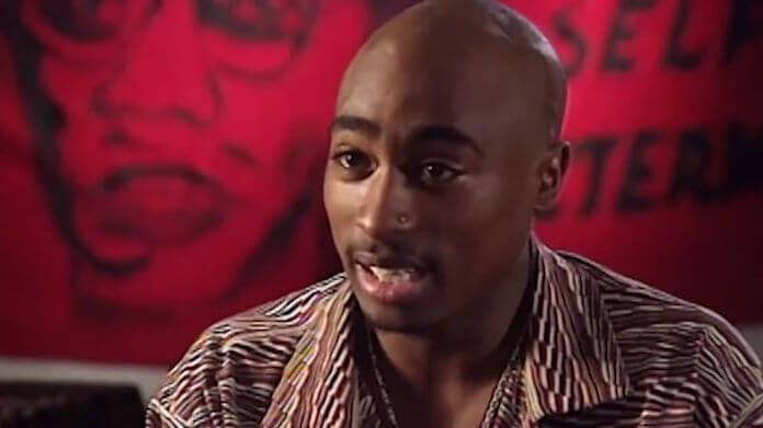 Tupac Shakur em entrevista de 1994