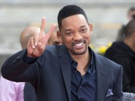 Will Smith em Moscou, 2013