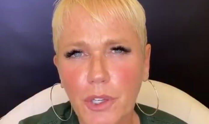 Xuxa pede desculpas em vídeo
