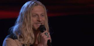 Jordan Matthew Young cantando The Black Crowes