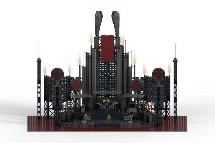 Lego Rammstein