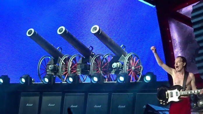 Canhões do AC/DC