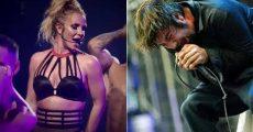 Britney Spears e Deftones