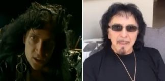 Bruno Sutter e Tony Iommi