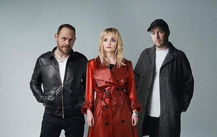 O trio CHVRCHES lançou o seu novo single