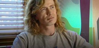 Dave Mustaine falando sobre membros do Metallica