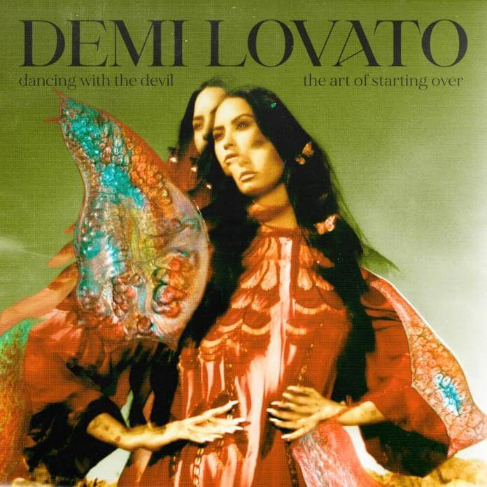 """Demi Lovato - """"Dancing with the Devil... The Art of Starting Over"""""""