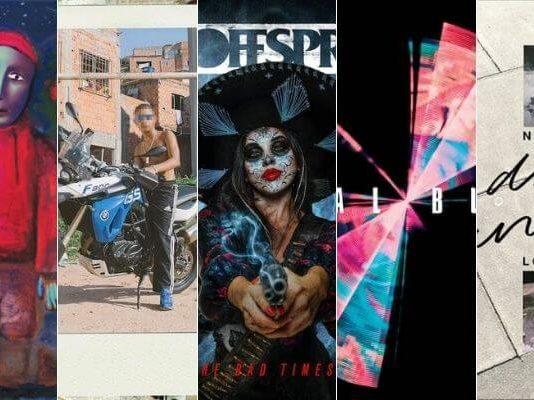 25 discos que você deveria ter ouvido em Abril
