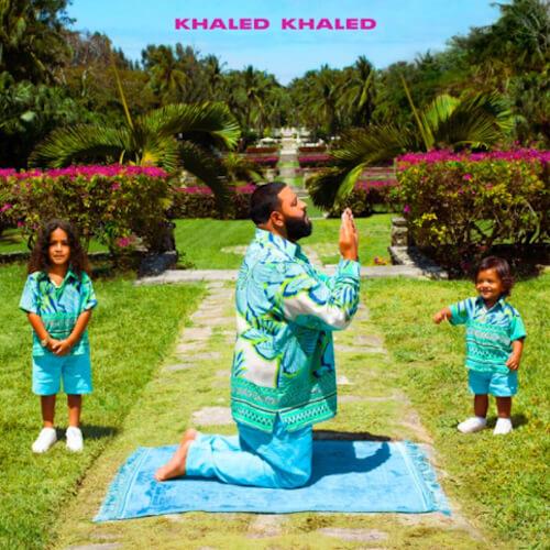 "DJ Khaled - ""KHALED KHALED"""
