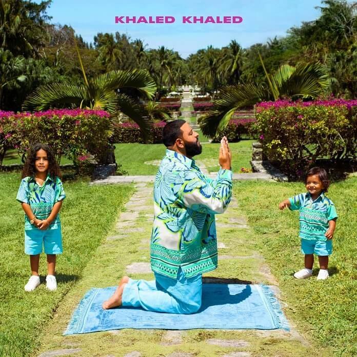 DJ Khaled lança seu novo disco