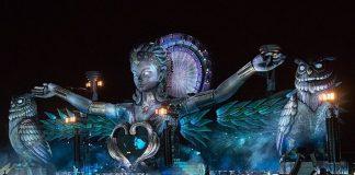 Festival EDC (Electric Daisy Carnival)