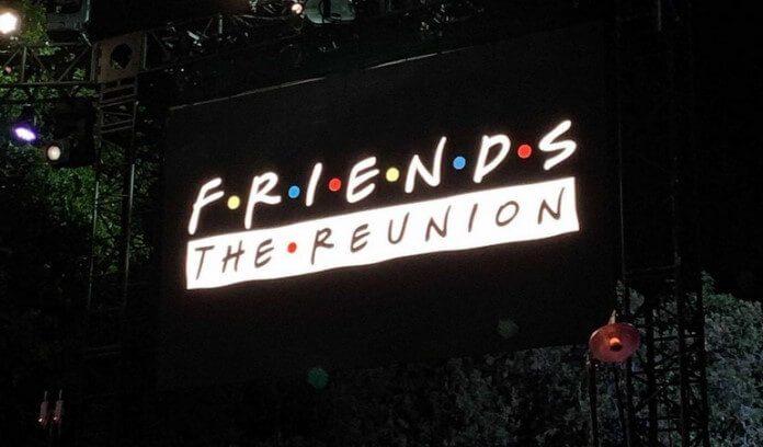 Reunião de Friends