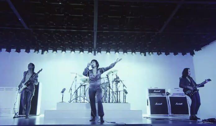 Greta Van Fleet lança clipe para versão ao vivo de