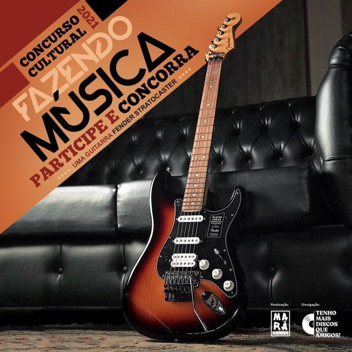 Concurso Cultural valendo uma guitarra