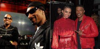 Jamie Foxx e Snoop Dogg