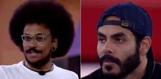 João Luiz e Rodolffo, do BBB 21
