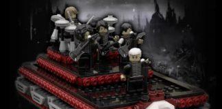 """My Chemical Romance apoia LEGO inspirado em """"Black Parade"""" proposto por fã"""
