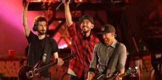 "Linkin Park cantando ""In the End"" sem Chester Bennington"